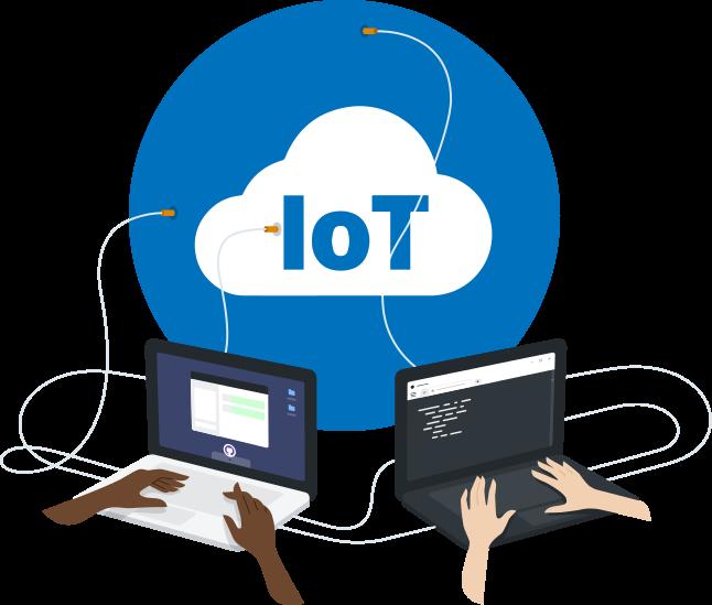 Internet of things development service