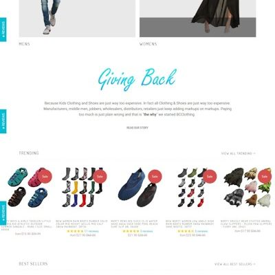 Shopify Stores (4)